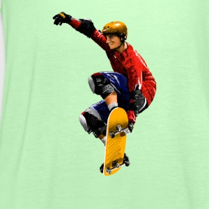skateboarding T-Shirts - Frauen Tank Top von Bella