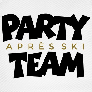 Après-Ski Party Team (NL) T-shirts - Baseballcap