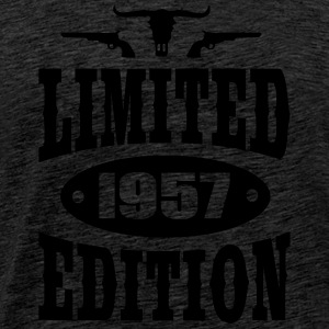 Limited Edition 1957 Hoodies & Sweatshirts - Men's Premium T-Shirt