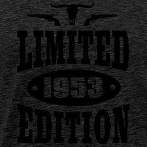Limited Edition 1953 Sweaters - Mannen Premium T-shirt