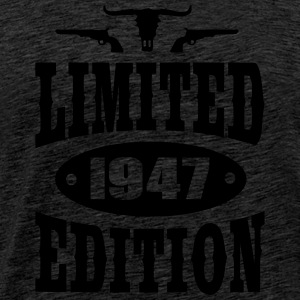 Limited Edition 1947 Hoodies & Sweatshirts - Men's Premium T-Shirt