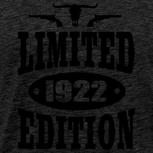 Limited Edition 1922 Hoodies & Sweatshirts - Men's Premium T-Shirt