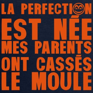 la perfection est nee parents casse moul Débardeurs - Sweat-shirt Homme Stanley & Stella