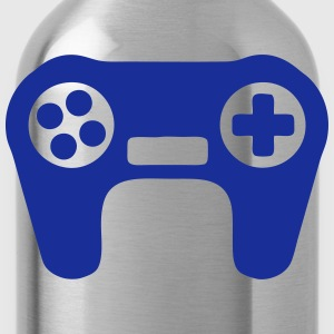 Video-Game-Controller 901 T-Shirts - Trinkflasche
