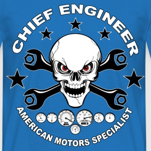 Chief engineer 03 Hoodies & Sweatshirts - Men's T-Shirt