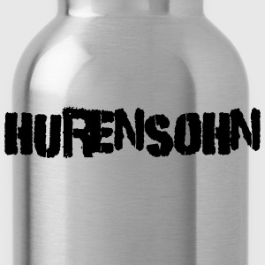 HURENSOHN VECTOR T-Shirts - Water Bottle