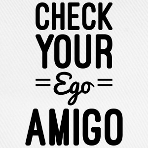 Check Your Ego T-Shirts - Baseball Cap