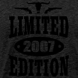 Limited Edition 2007 Pullover & Hoodies - Männer Premium T-Shirt
