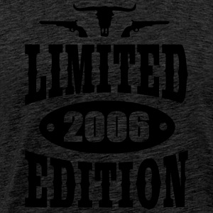 Limited Edition 2006 Pullover & Hoodies - Männer Premium T-Shirt