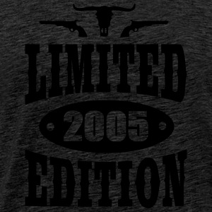 Limited Edition 2005 Pullover & Hoodies - Männer Premium T-Shirt