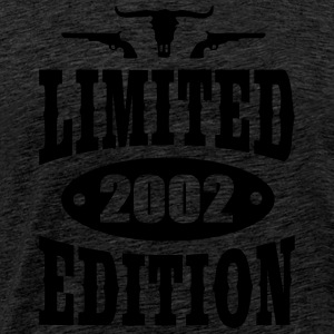 Limited Edition 2002 Pullover & Hoodies - Männer Premium T-Shirt