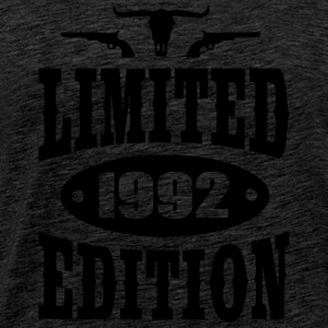 Limited Edition 1992 Hoodies & Sweatshirts - Men's Premium T-Shirt