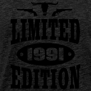 Limited Edition 1991 Pullover & Hoodies - Männer Premium T-Shirt