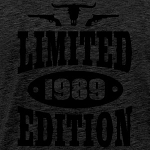 Limited Edition 1989 Hoodies & Sweatshirts - Men's Premium T-Shirt