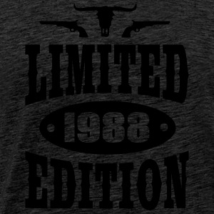 Limited Edition 1988 Sweat-shirts - T-shirt Premium Homme