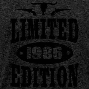 Limited Edition 1986 Sweat-shirts - T-shirt Premium Homme