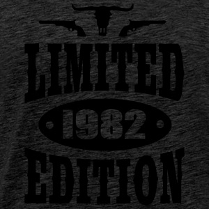 Limited Edition 1982 Hoodies & Sweatshirts - Men's Premium T-Shirt