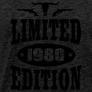 Limited Edition 1980 Hoodies & Sweatshirts - Men's Premium T-Shirt