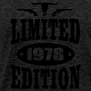 Limited Edition 1978 Sweat-shirts - T-shirt Premium Homme