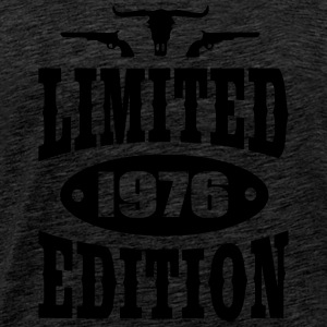 Limited Edition 1976 Sweatshirts - Herre premium T-shirt