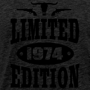 Limited Edition 1974 Hoodies & Sweatshirts - Men's Premium T-Shirt