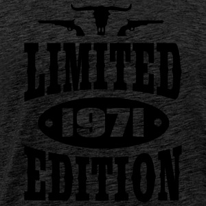 Limited Edition 1971 Sweaters - Mannen Premium T-shirt