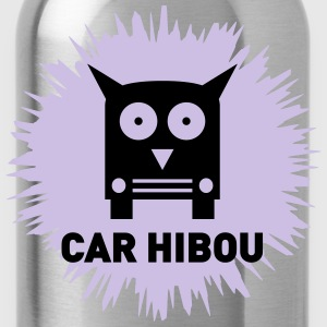 car hibou Tee shirts - Gourde