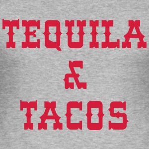 Tequila & Tacos Sweaters - slim fit T-shirt