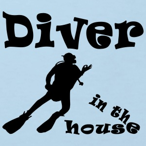 Diver in the house Accessoires - Kinder Bio-T-Shirt