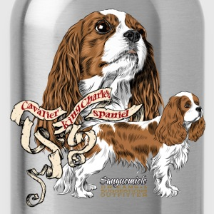 king Charles T-Shirts - Water Bottle