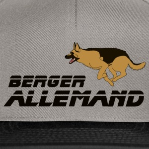 berger allemand Tee shirts - Casquette snapback