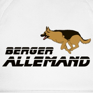 berger allemand Tee shirts - Casquette classique