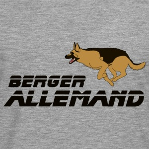 berger allemand Tee shirts - T-shirt manches longues Premium Homme