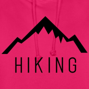 Hiking Outdoor Mountain T-Shirts - Unisex Hoodie
