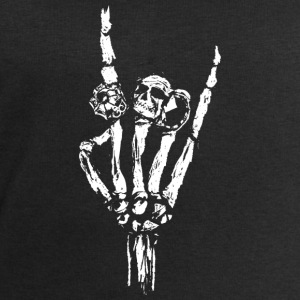 Skeleton hand with rings Long Sleeve Shirts - Men's Sweatshirt by Stanley & Stella