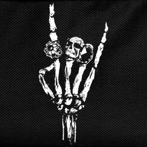 Skeleton hand with rings Long Sleeve Shirts - Kids' Backpack