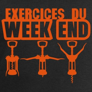 exercices week end tire bouchon gym 1912 Tee shirts - Sweat-shirt Homme Stanley & Stella