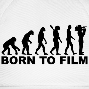 Evolution Film T-Shirts - Baseballkappe