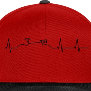 Racing heartbeat T-Shirts - Snapback Cap