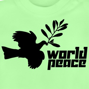 World Peace (Vector) - Baby T-Shirt