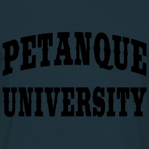 Pétanque University Sweat-shirts - T-shirt Homme