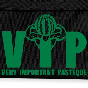 vip very important pasteque bodybuilder Tee shirts - Sac à dos Enfant