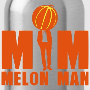 melon man homme costume cravate 21612 Tee shirts - Gourde