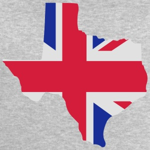 British Texas T-Shirts - Men's Sweatshirt by Stanley & Stella