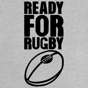 ready for rugby ballon Tee shirts - T-shirt Bébé