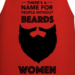 Beards Camisetas - Delantal de cocina