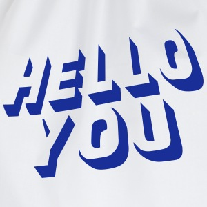 hello you Tee shirts - Sac de sport léger