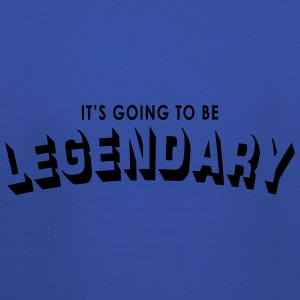 it's going to be legendary T-Shirts - Kids' Premium Hoodie