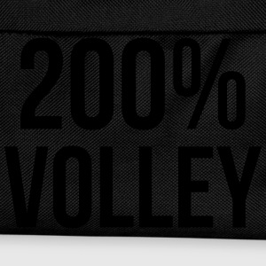 200% Volley T-skjorter - Ryggsekk for barn