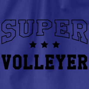 Super Volleyer T-shirts - Gymnastikpåse